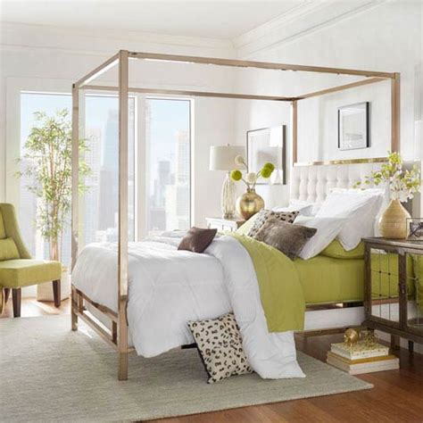 brass canopy bed canopy beds on sale bellacor