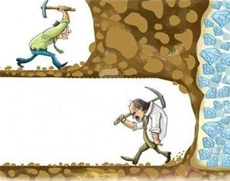 never give up; you might be closer to reaching your goal
