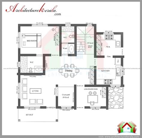 nalukettu floor plans two bedroom house plan with elevation house floor plans