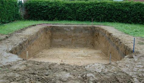 Faire Construire Une Piscine 1232 by Construire Une Piscine Enterr 233 E