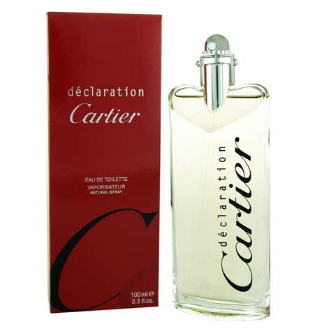 Parfum Cartier Declaration parfum declaration de cartier homme edt 100 ml neuf sous