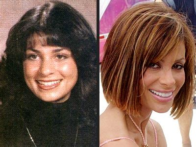 Paula Abdul Didnt Really Nose by Tv Before They Were Determined