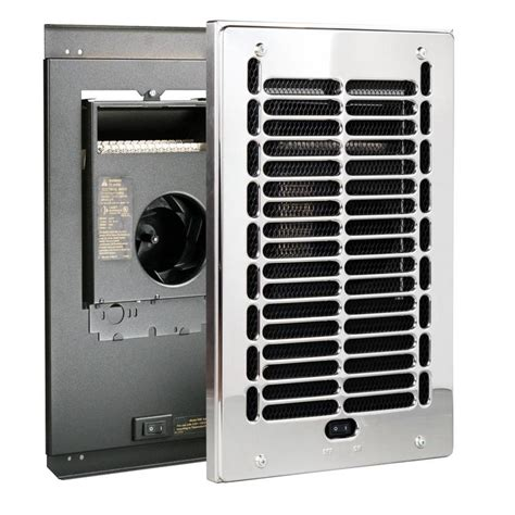 1000 Watt L by Shop Cadet Rbf 1 000 Watt 120 Volt Fan Heater 3 9 In L X