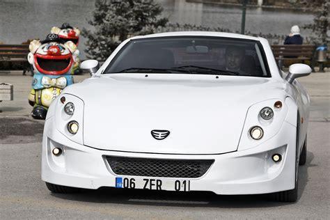 tuerkischer sportwagen etox zafer bilder autobildde