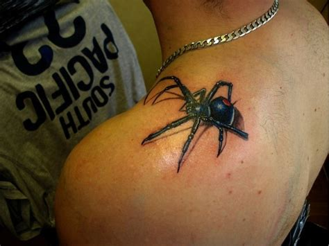30 amazing spider tattoo designs