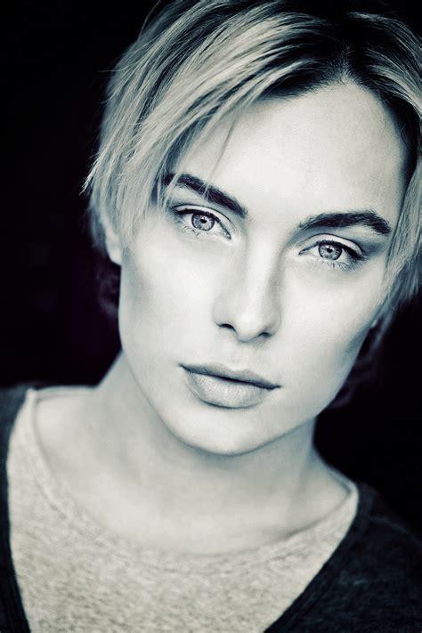 androgynous male models rogergarthtopmodel hot male model