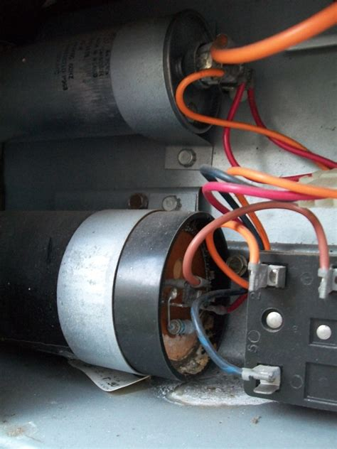 trane xe1200 fan capacitor trane xe1200 capacitor 28 images central air central air condenser fan not working wiring