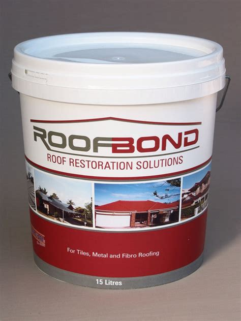 Roof Tile Paint Roofbond Roof Paint All Colours Durable Roofing Paint