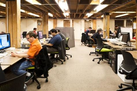 design work environment collaborative work environments in co working spots lead