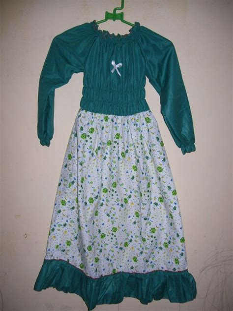 Grosir Baju Gamis Anak Kia P gamis anak murah dari dna collection di pakaian anak anak produk grosir