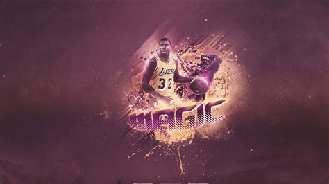 magic johnson wallpaper height weight position college high school