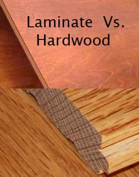 Laminate Vs Hardwood Flooring Hardwood Floors Versus Laminate Floors Compare Facts
