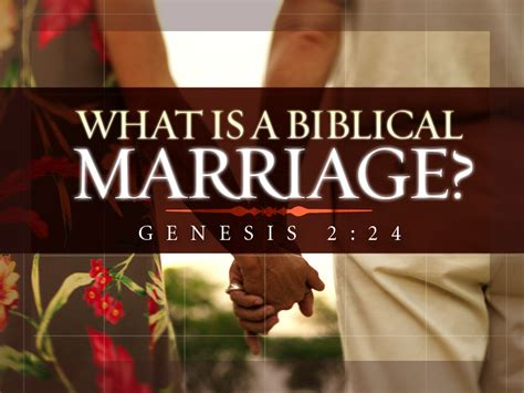 what is a biblical marriage ministry127