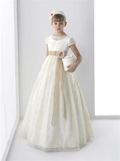 vestidos para la primera comunion vestido de primera comuni 243 n la colecci 243 n 2014 de la