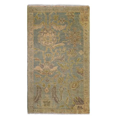 green wool rugs tufenkian traditional gold blue green wool rug 6763 andonian rugs seattle bellevue store