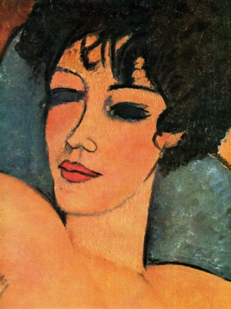 Modigliani Reclining by 1000 Images About Amedeo Modigliani On