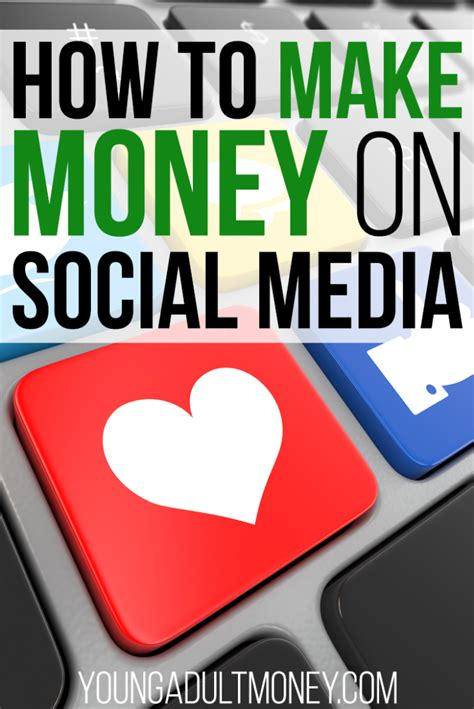 How To Make Money Online At A Young Age - how to make money on social media young adult money