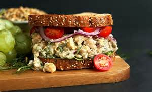 quot no tuna quot salad sandwich plant based vegan recipe