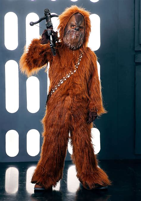 chewbacca costume deluxe wars chewbacca costume for