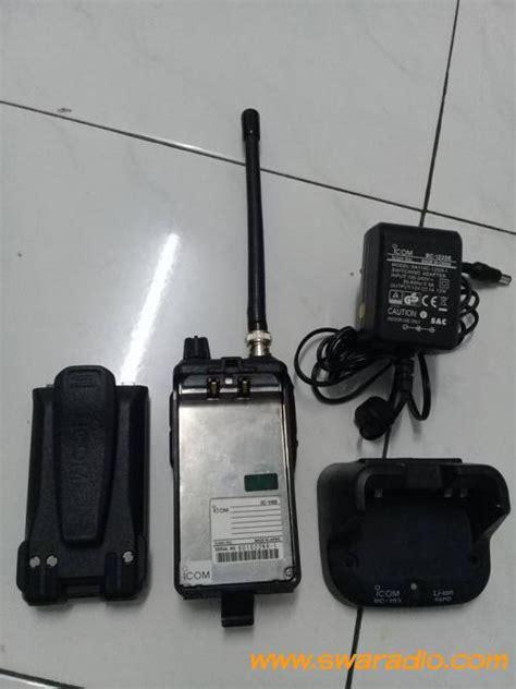 Jual Charger Weierwei 3288 Asli Baru Radio Komunikasi Elektronik T dijual icom v80 vhf kondisi sangat mulus segel asli swaradio