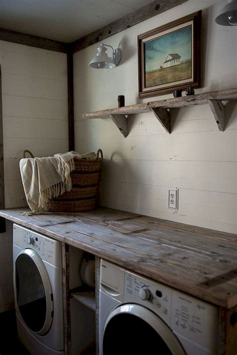 hton design laundry room 40 rustic farmhouse laundry room decor ideas decoremodel