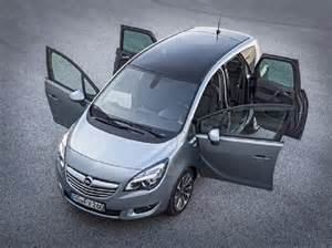 Opel Meriva Price 2014 Opel Meriva Review Changes Price Release Date