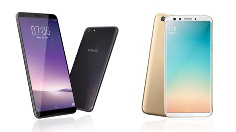 Handphone Vivo F5 Plus oppo f5 vs vivo v7 plus what is your choice sagmart