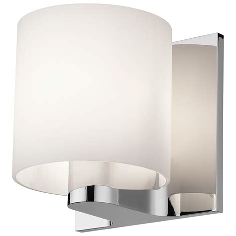 flos bathroom light tilee wall light by flos white
