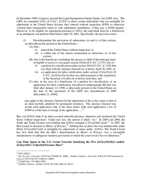 section 245 i of the immigration and nationality act it блог страницы общие