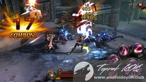 eternity warriors 1 apk eternity warriors 4 v0 3 1 mod apk skill hileli
