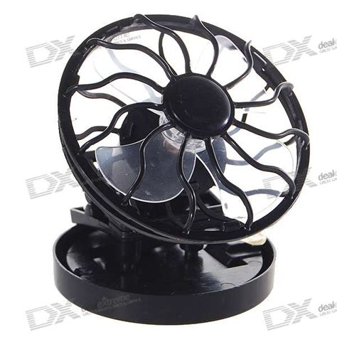 solar powered clip on cap hat cooling fan compareimports