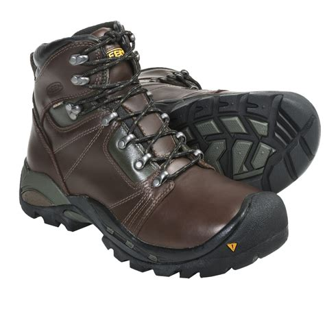 keen erickson pct hiking boots waterproof leather for