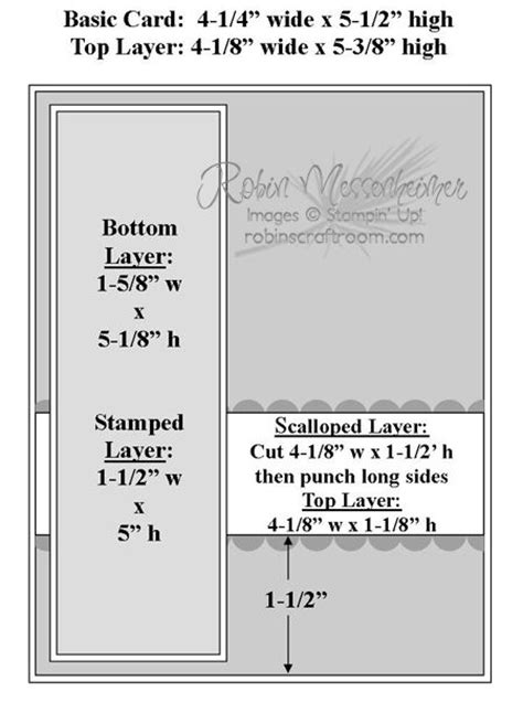 sketch card template 622 best images about card sketches measurements tips