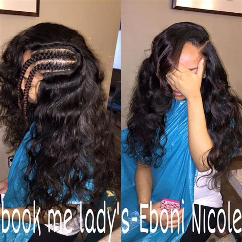 braiding patterns for curly sew ins 309 best sew ins images on pinterest black girls