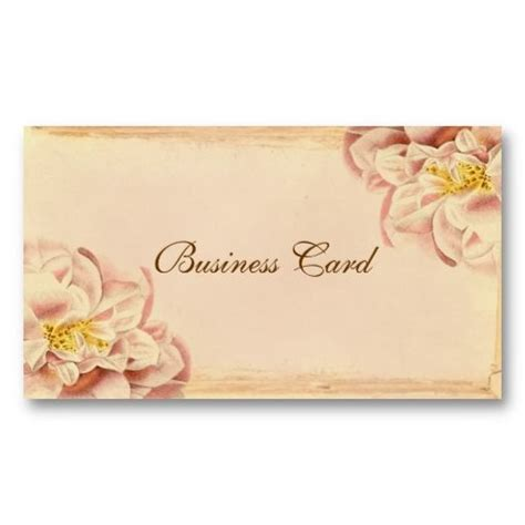 20 best images about shabby chic business cards on