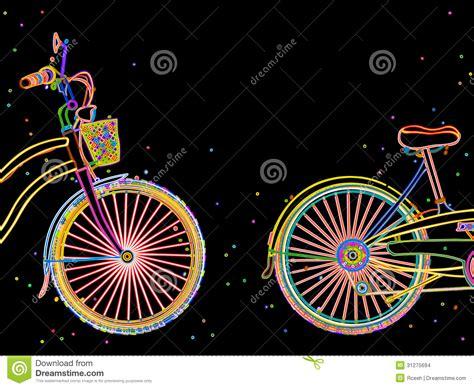 imagenes retro para facebook dise 241 o retro de la bicicleta imagenes de archivo imagen