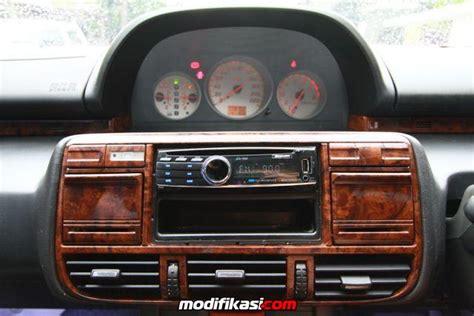 Kaca Spion Mobil Xtrail bekas nissan xtrail st 2005 putih bagus banget