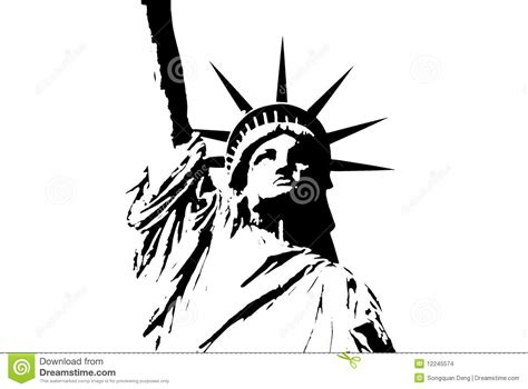 new york city statue of liberty stock images image 12245574