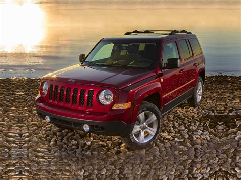 Jeep Patriot Safety New 2017 Jeep Patriot Price Photos Reviews Safety