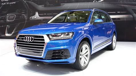 2015 audi q7 specs 2015 audi q7 pictures information and specs auto