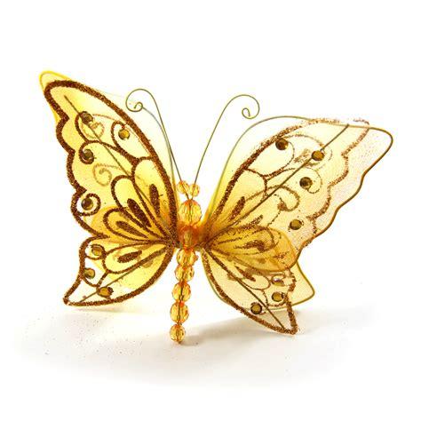 Cinderella Kupu butterflies wedding decorations butterfly craft