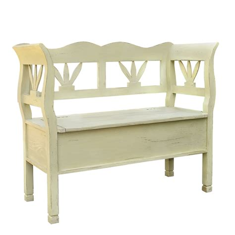 french storage bench french two seater storage bench no 44 furniture cobham