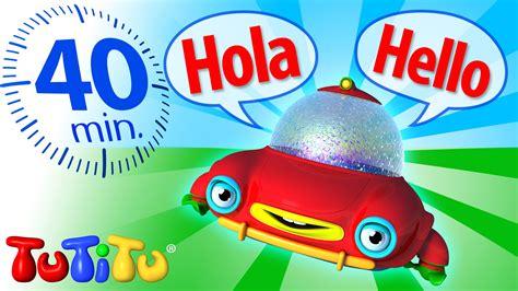 imagenes ingles y español aprendizaje tutitu ingl 233 s para beb 233 s y ni 241 os espa 241 ol a