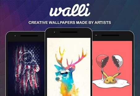 walli hd wallpapers & backgrounds android apps on