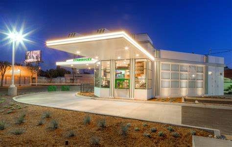 This Decripit 80 Year Old Gas Station Just Became the World's Coolest Starbucks