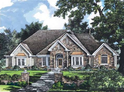european house plans one story 17 best ideas about one story homes on great