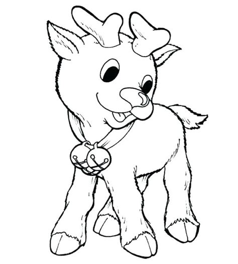 rudolph the nosed reindeer coloring pages rudolph the nosed reindeer coloring page rudolph the
