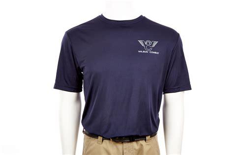 Wilson Navy wilson combat performance shirt navy medium http