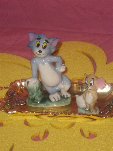 Tom And Jerry Figurin tom and jerry a collection of humor ideas to try barbera and plush