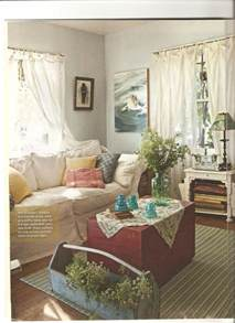 Living Room Cottage Curtains Best 25 Country Cottage Decorating Ideas On